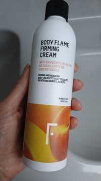 FRESHLY - Body flame firming cream