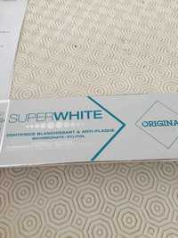 SUPERWHITE - Original - Dentifrice blanchissant & anti-plaque