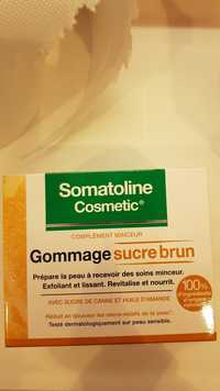 SOMATOLINE COSMETIC - Gommage sucre brun