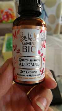 BELLE OEMINE BIO - Quatre saisons Automne - Huile sèche multi-usage