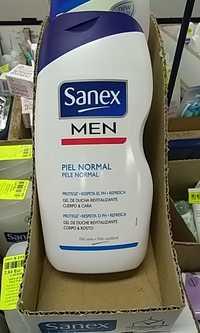 SANEX - Men - Gel de duche revitalizante corpo & rosto