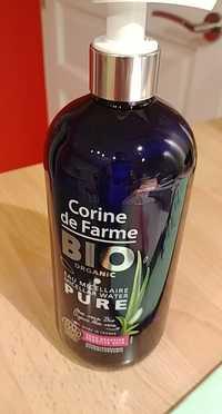 Corine de Farme - Bio organic - Eau micellaire pure