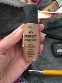 Primark - PS... My perfect colour - Matte foundation