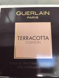 Guerlain - Terracotta cushion - Fluide de teint frais et ensoleillé