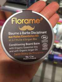 Florame - Baume à barbe disciplinant