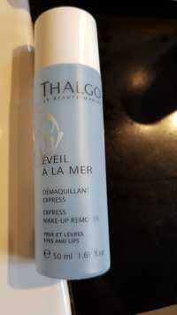 Thalgo - Éveil à la mer - Démaquillant express