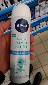 NIVEA - Fresh comfort - Déodorant 48h