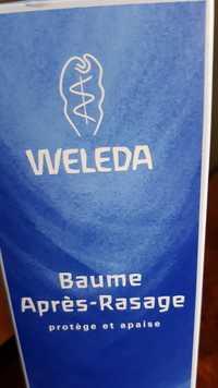 WELEDA - Baume après-rasage