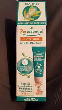 Puressentiel - S.O.S skin - Anti-blemish care
