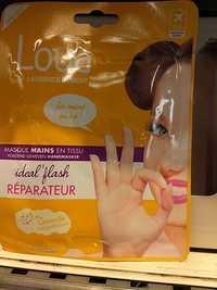Loua - Masque mains en tissu - Ideal'flash - Réparateur