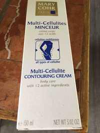 MARY COHR - Multi-cellulites minceur