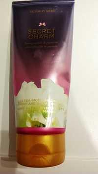 VICTORIA'S SECRET - Secret charm - Crème ultra hydratante corps et mains