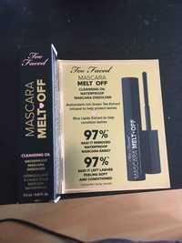 TOO FACED - Melt off - Mascara dissolver