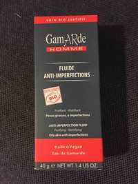 GAMARDE - Homme - Fluide anti-imperfections