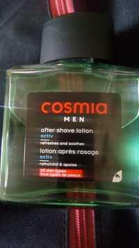 Cosmia - Men - Lotion après rasage activ