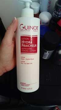 Guinot - Lotion hydra fraîcheur