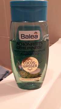 Balea - Schönheits geheimnisse - Shampoo