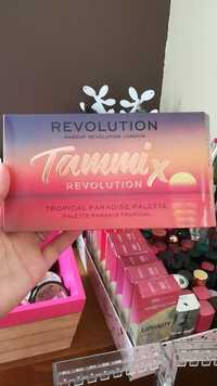 Revolution - Tammi X revolution - Tropical paradise palette