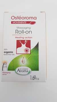 LE COMPTOIR AROMA - Massaging roll-on - Heating action