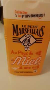LE PETIT MARSEILLAIS - Au pays de Miel & Une nuit - Gel douche hydratant