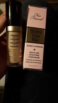 TOO FACED - Born this way - Multi-use sculpting concealer