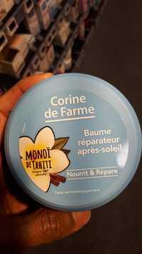 CORINE DE FARME - Monoï de Tahiti - Baume réparateur après-soleil