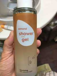 Hema - Almond - Shower gel nourishing