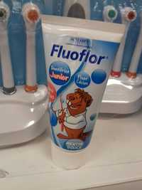 ACTEAM'S - Fluoflor - Dentifrice junior menthe douce
