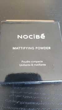 NOCIBÉ - Poudre compacte unifiante & matifiante