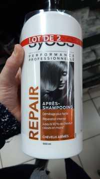 SYOSS - Repair - Après-shampooing cheveux abîmés