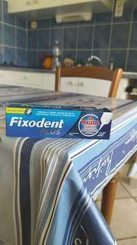 FIXODENT - Plus - La meilleure technologie anti-particules