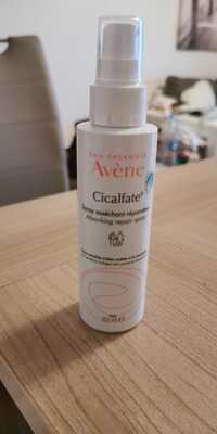 AVÈNE - Cicalfate+ - Spray asséchant réparateur