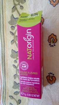 Natorigin - Rouge à lèvres