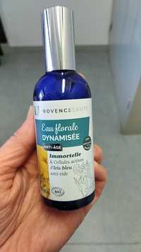 Provence Santé - Eau florale dynamisée - Anti-âge