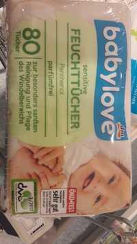 Babylove - Sensitive Feuchttücher