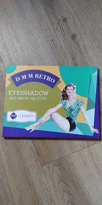D.M.M Retro - Eyeshadow and brow palette