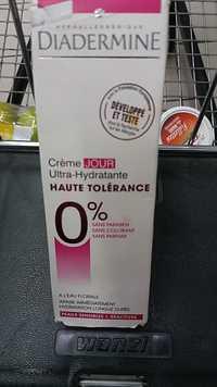 DIADERMINE - Crème jour ultra-hydratante haute tolérance