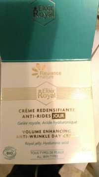 Fleurance Nature - Elixir royal - Crème de jour rédensifiante anti-rides