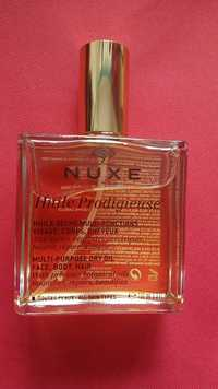 Nuxe - Huile Prodigieuse - Huile sèche multi-fonctions