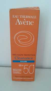 AVÈNE - Cleanance - Protection solaire SPF 50+
