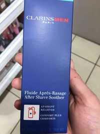 CLARINS - Men - Fluide après-rasage
