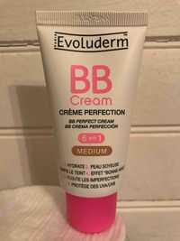 EVOLUDERM - BB cream - Crème perfection 6 en 1 médium