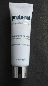 Proto-col - Collagen technology - Gel hydratant pour le visage