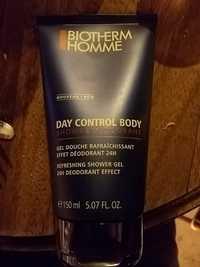 Biotherm - Homme day control body - Shower deodorant gel