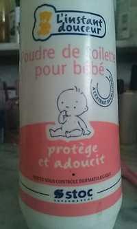 STOC - Poudre de toilette pour bébé