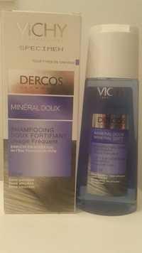 VICHY - Dercos Minéral doux - Shampooing doux fortifiant