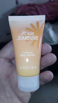 NOCIBÉ - Je suis joueuse - gommage miel vanille