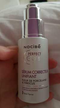NOCIBÉ - Perfect focus - Sérum correcteur unifiant
