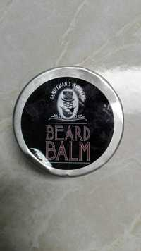 Second Glance Beauty - Gentleman's whiskers - Beard balm