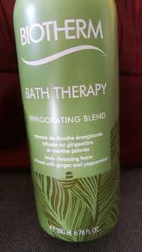 Biotherm - Bath therapy - Mousse de douche